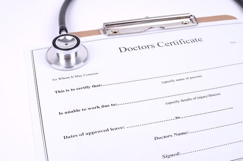 Medical Certificate | Qoctor your quick online doctor